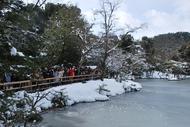 大雪の次の日…(*^_^*)